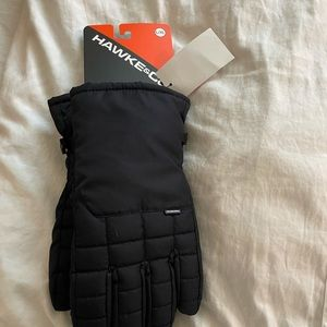 NWT Hawke and Co Gloves Large